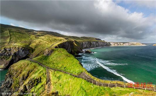 爱尔兰移民的幸福生活简直羡煞旁人!