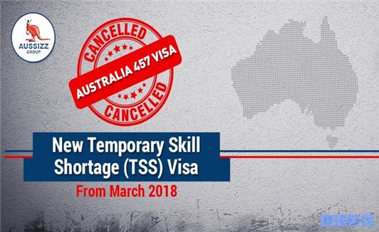 澳洲雇主担保移民457签证正式移除并由482签证取代!