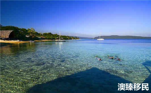 为什么选择瓦努阿图护照移民,一个理由就够了!