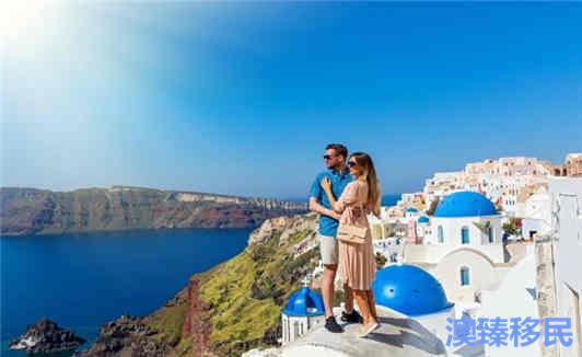 简单的移民政策助你实现梦境中的希腊圣托尼里生活!
