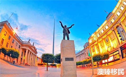 移民爱尔兰的人都爱都柏林,这到底是一个什么样的城市?