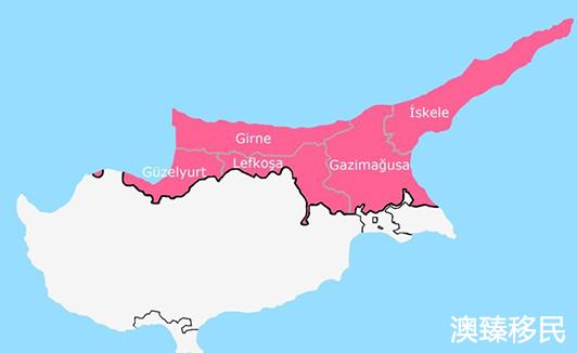 塞浦路斯在哪里,这些细节一定要知道!