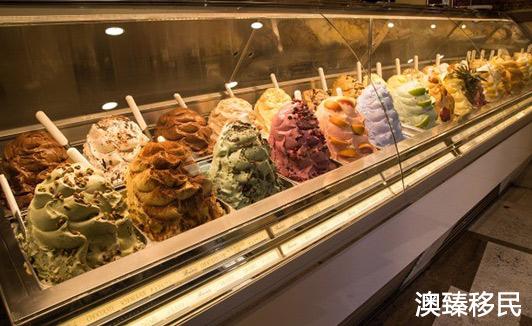 意大利冰激凌为啥好吃,百年历史的Gelato了解一下!