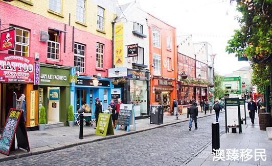 爱尔兰是哪个国家,其移民政策适合中国人过去生活吗?