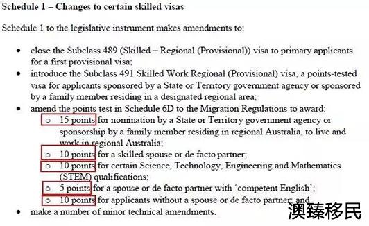 澳大利亚移民新政策2019出炉,偏远地区签证新打分系统上线3.jpg
