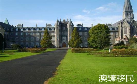 留学爱尔兰五年辛酸,生活中酸甜苦辣一言难尽1.jpg