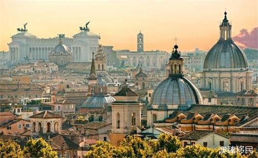 移民意大利哪个城市好?2019意大利城市生活质量排名给你参考图2.jpg