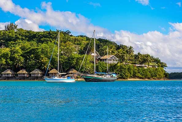 瓦努阿图移民
